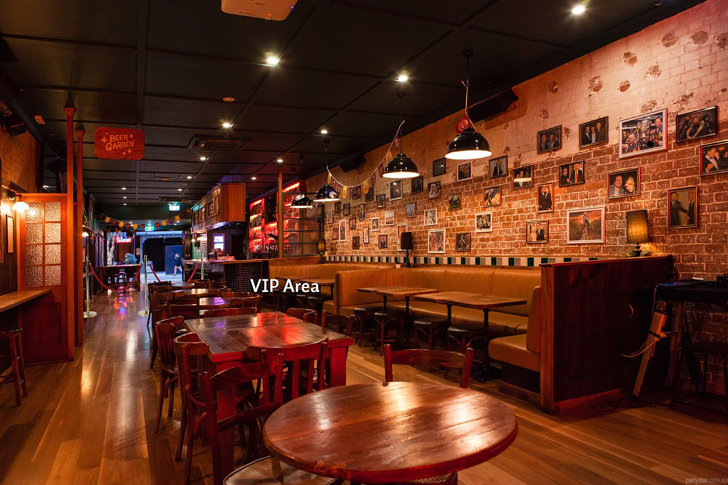 Blute's Bar, Fortitude Valley, QLD. Function Room hire photo #4