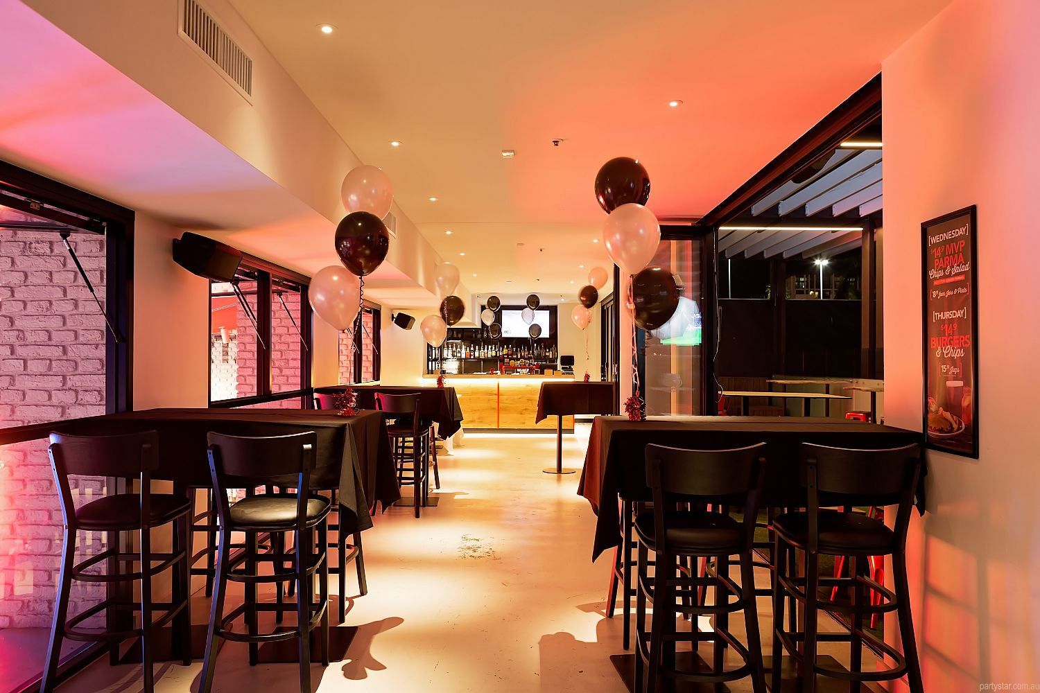 The Sporting Globe, Chermside, QLD. Function Room hire photo #1
