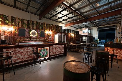 Function venue Monkey Tree Brewing Co.