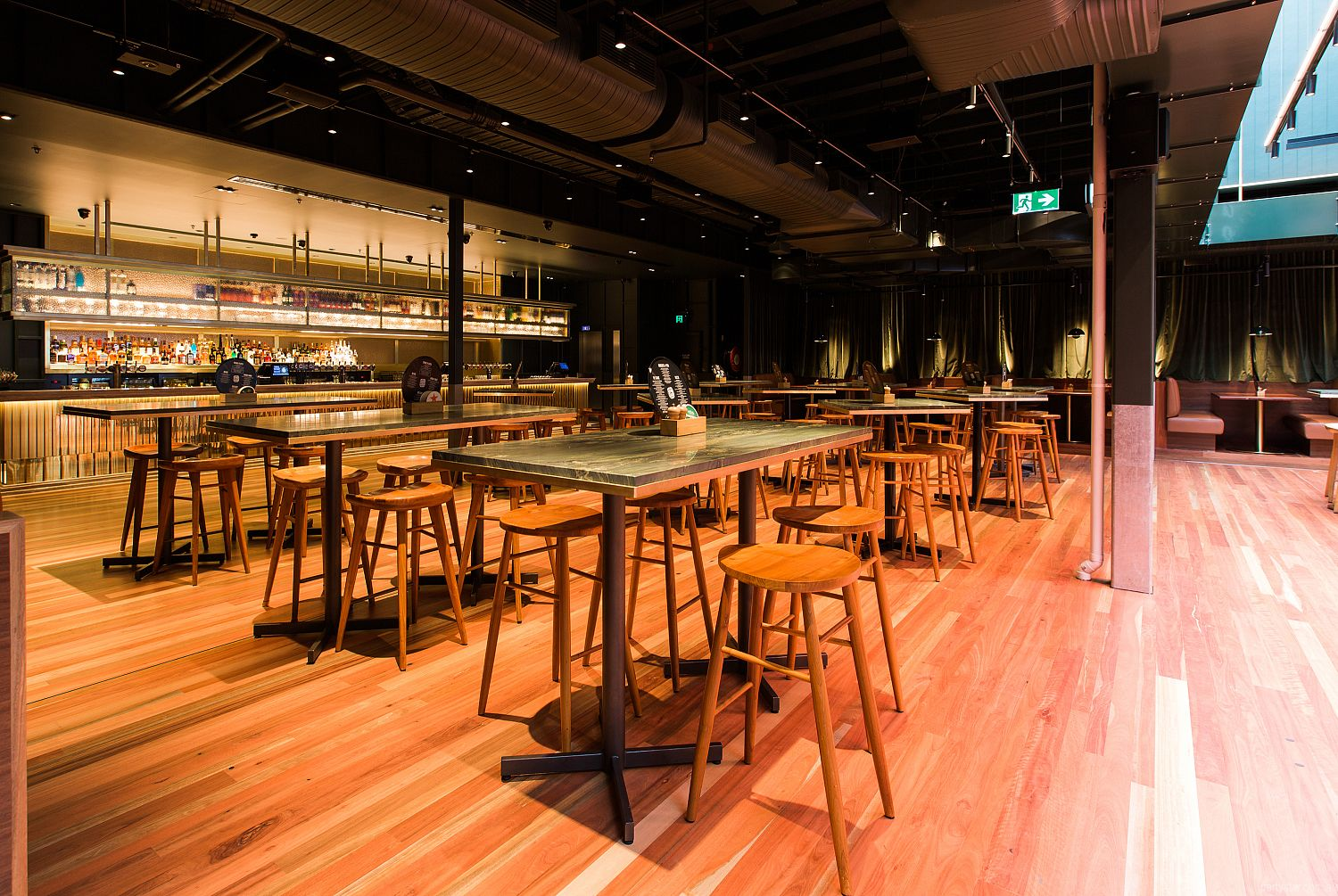 The Sound Garden, Fortitude Valley, QLD. Function Room hire photo #1