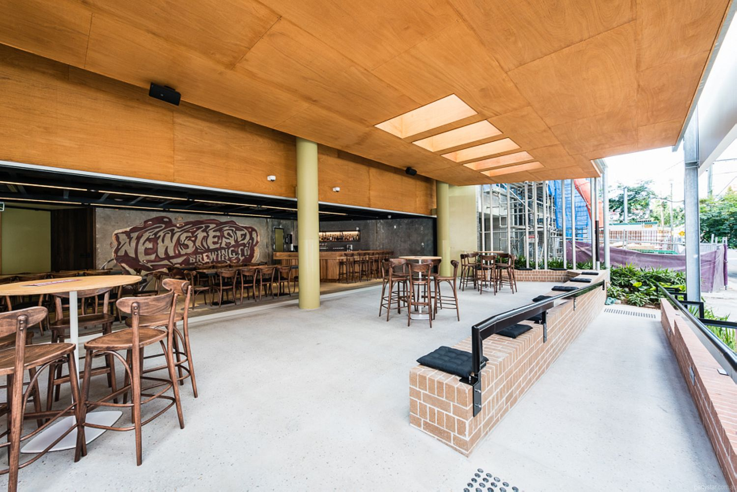 Newstead Brewing, Milton, QLD. Function Room hire photo #3