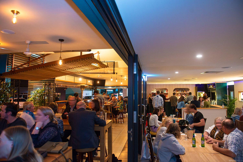 Wilston Village Bar, Wilston, QLD. Function Room hire photo #1