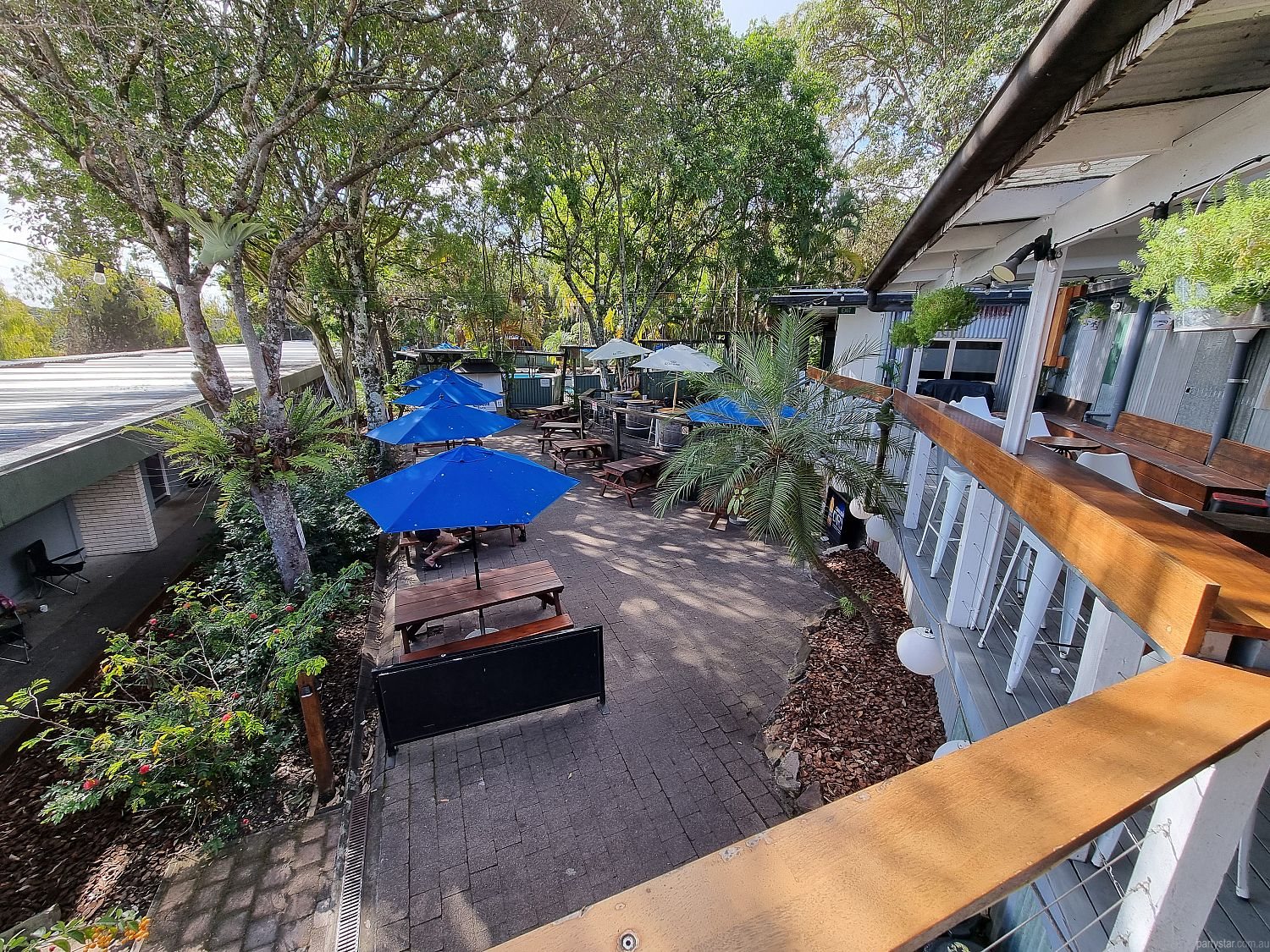 KB's Noosa, Noosa Heads, QLD. Function Room hire photo #3