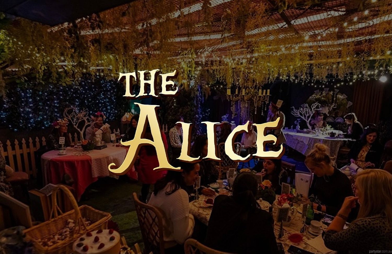 The Alice, South Brisbane, QLD. Function Room hire photo #1