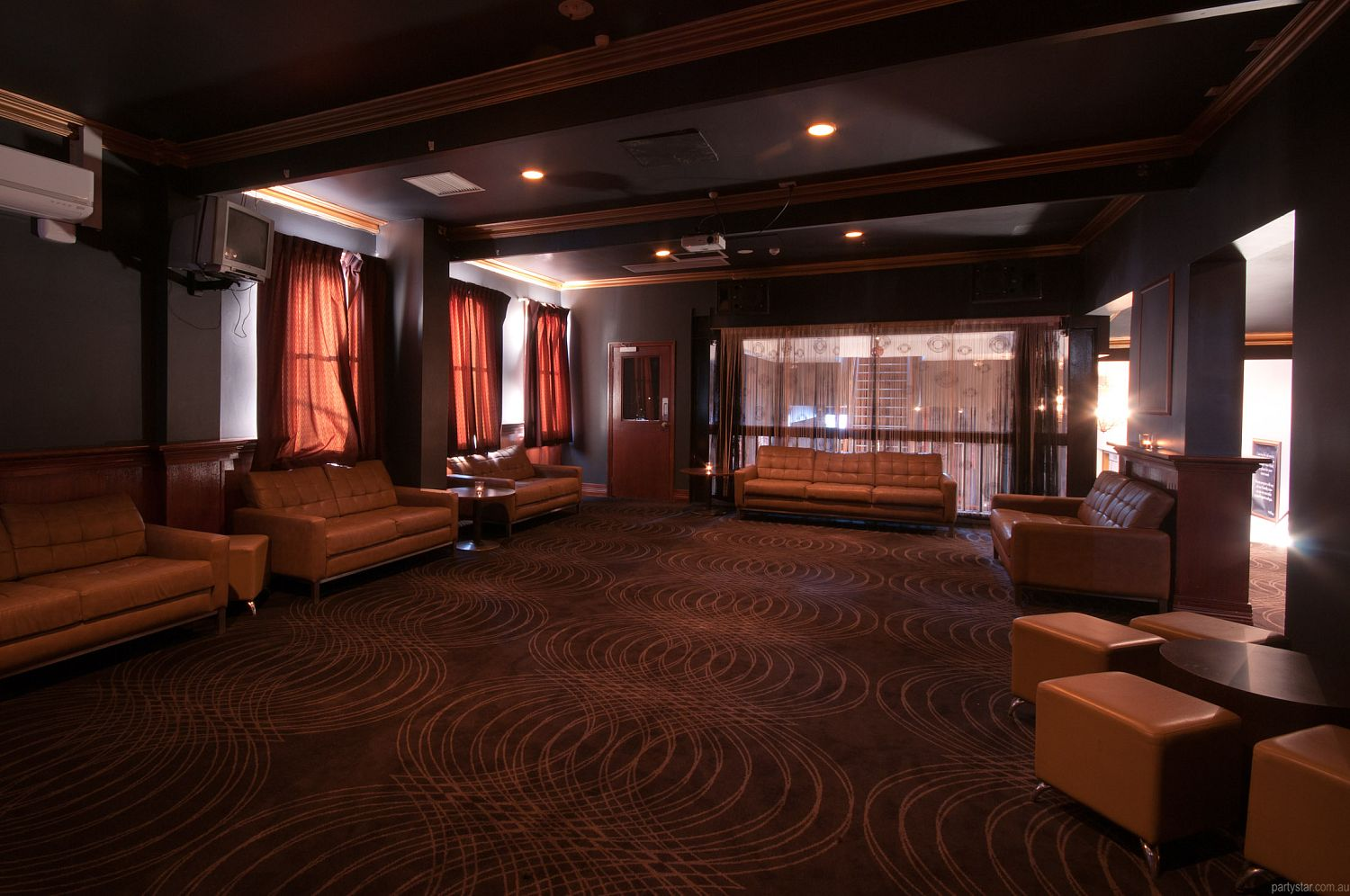 Mountain View Hotel, Richmond, VIC. Function Room hire photo #3