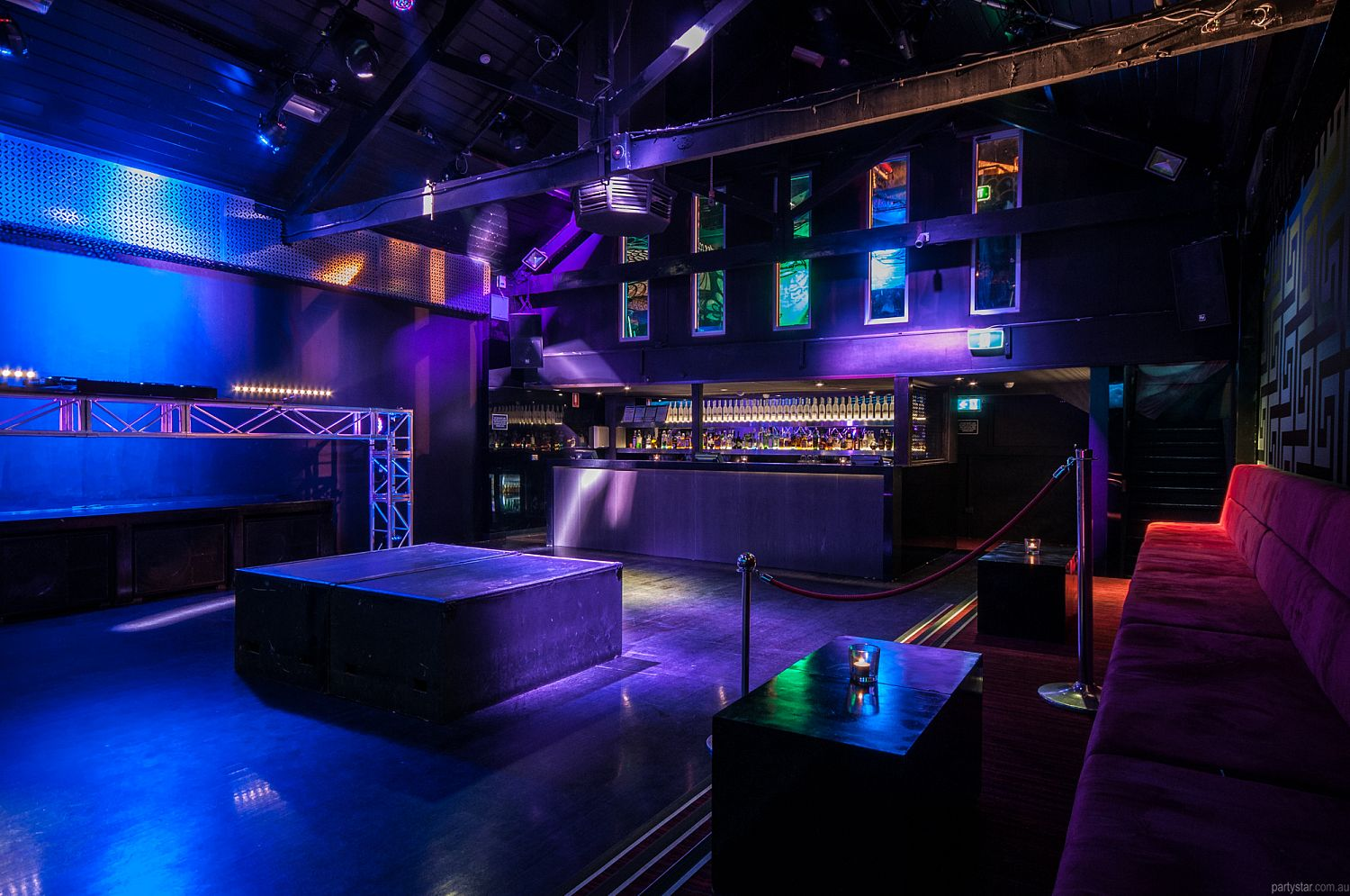 Club Pandora, South Melbourne, VIC. Function Room hire photo #1