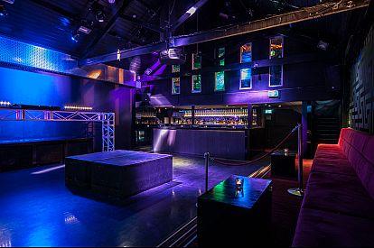 Function venue Club Pandora