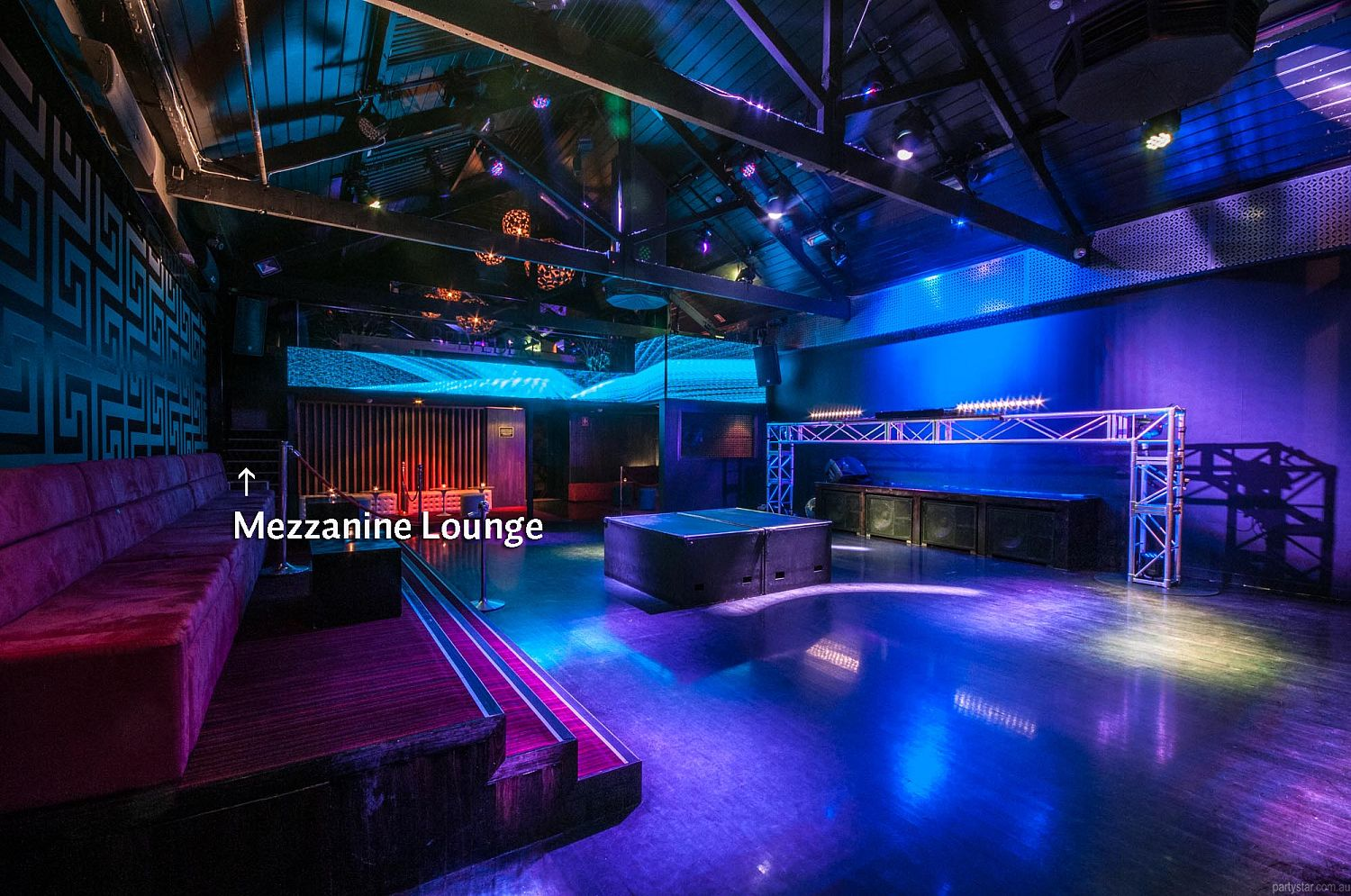 Club Pandora, South Melbourne, VIC. Function Room hire photo #2