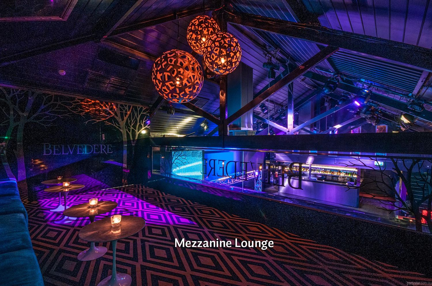 Club Pandora, South Melbourne, VIC. Function Room hire photo #3