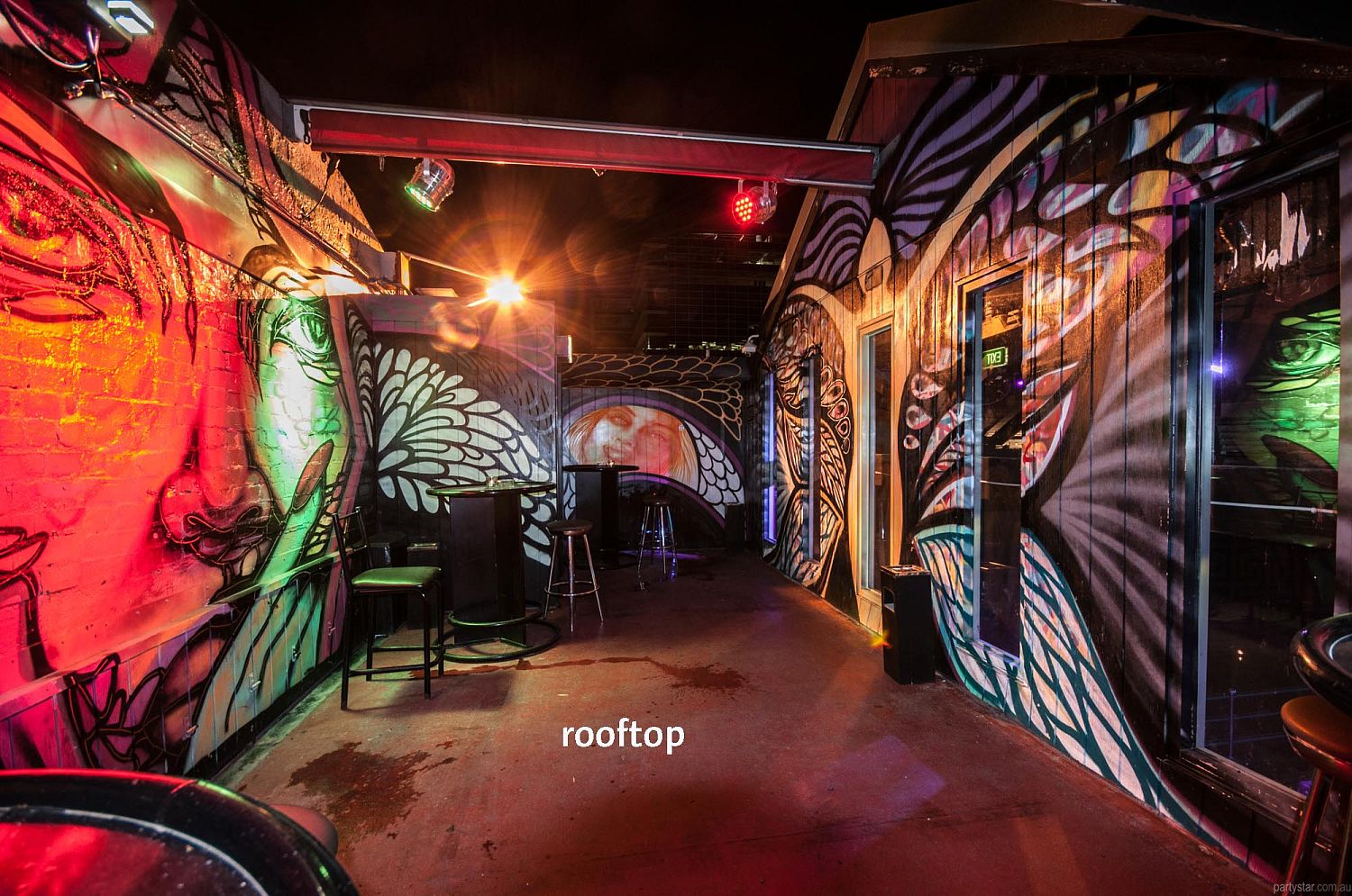 Club Pandora, South Melbourne, VIC. Function Room hire photo #5