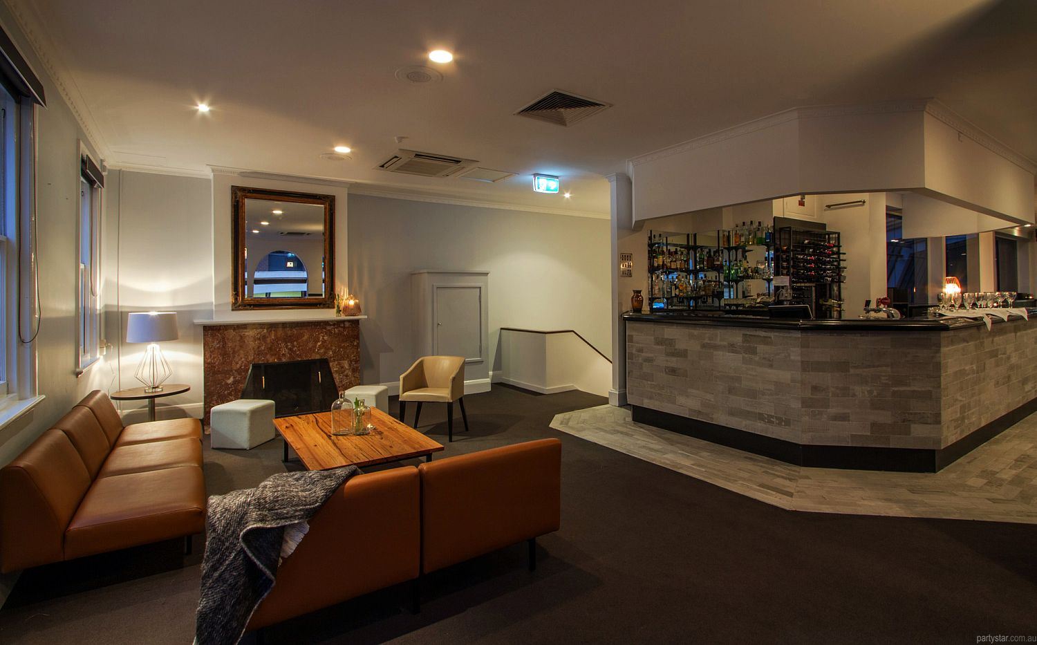 Metropolitan Hotel, Melbourne, VIC. Function Room hire photo #2