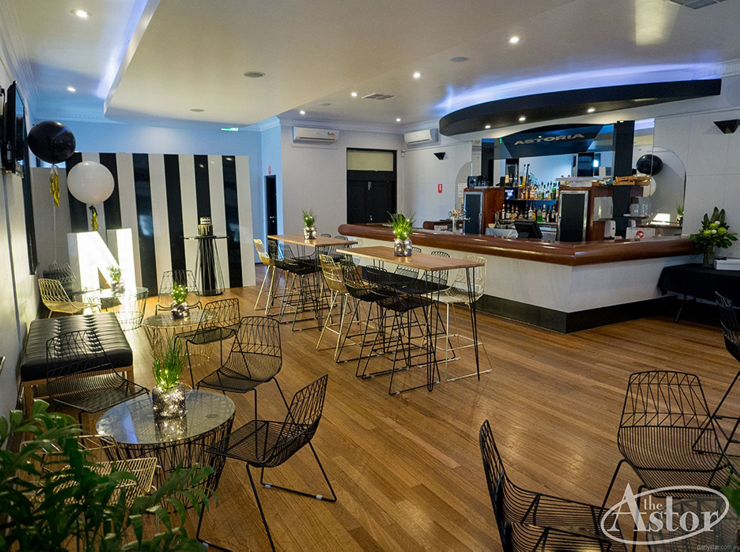 Astor Hotel, Adelaide, SA. Function Room hire photo #1