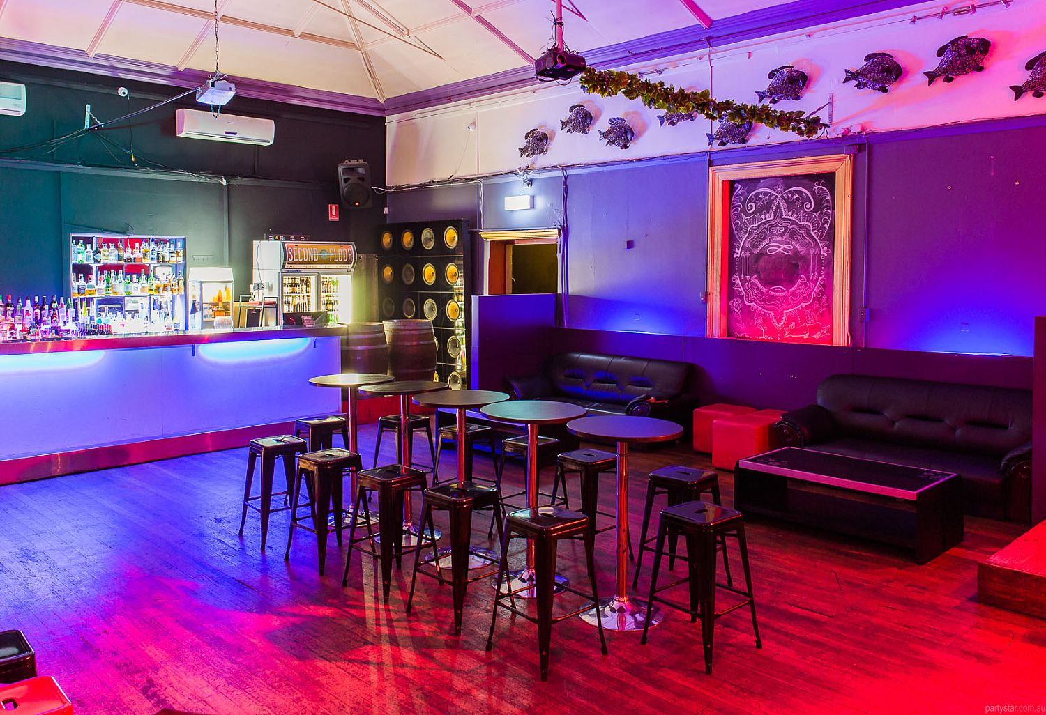 Second Floor Lounge, Adelaide, SA. Function Room hire photo #1
