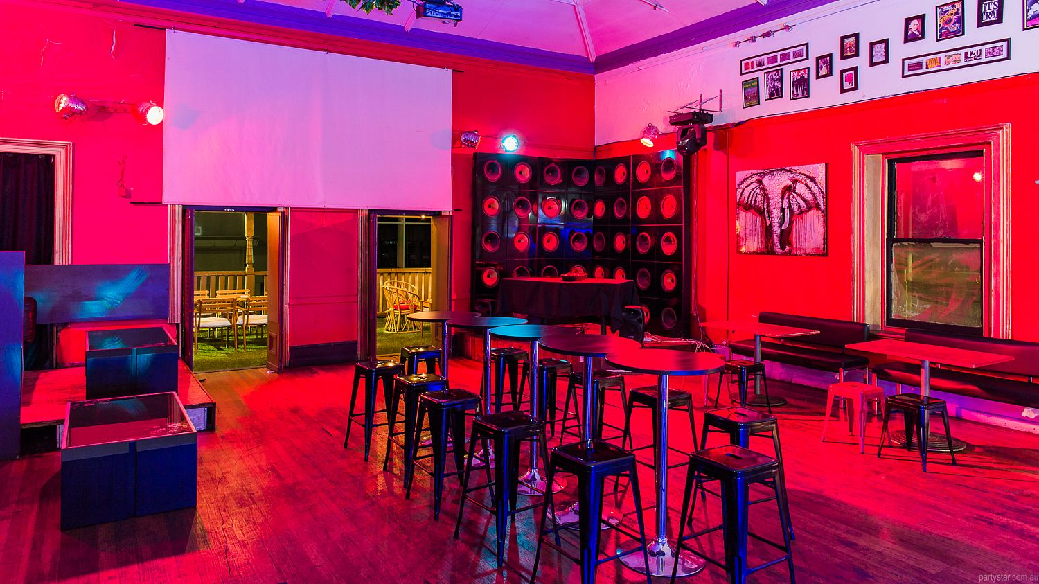 Second Floor Lounge, Adelaide, SA. Function Room hire photo #3