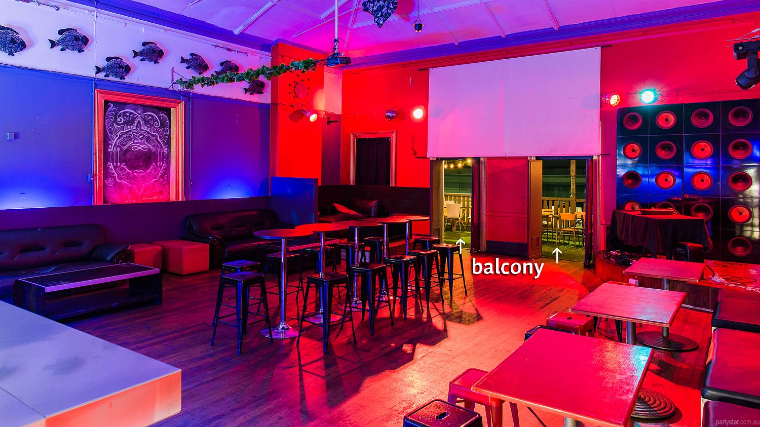 Second Floor Lounge, Adelaide, SA. Function Room hire photo #4