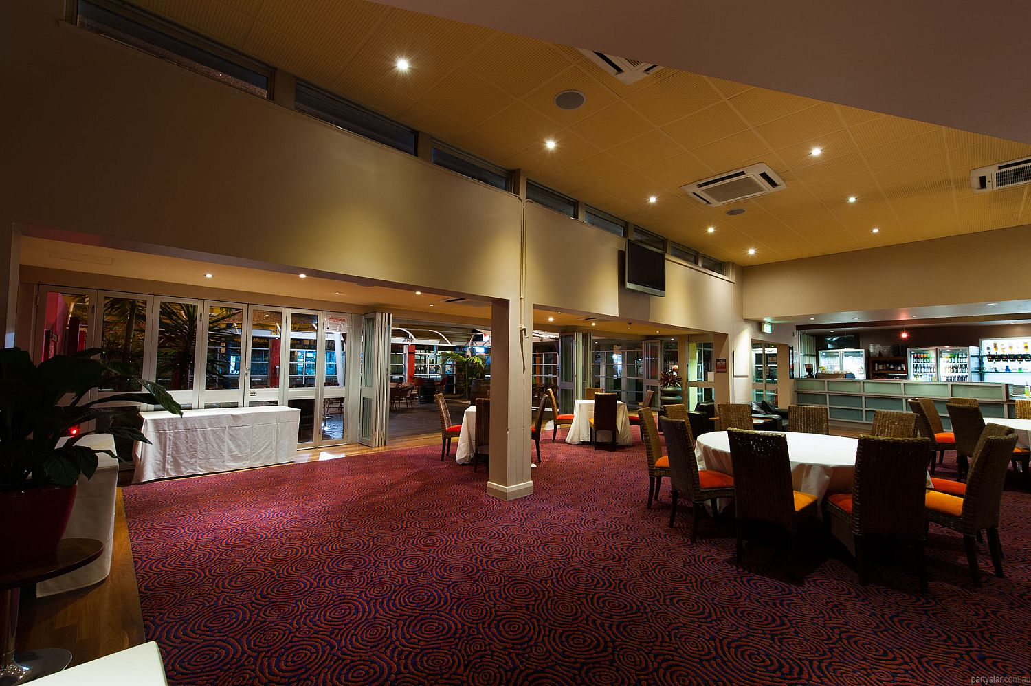 BarZaar, Unley, SA. Function Room hire photo #1