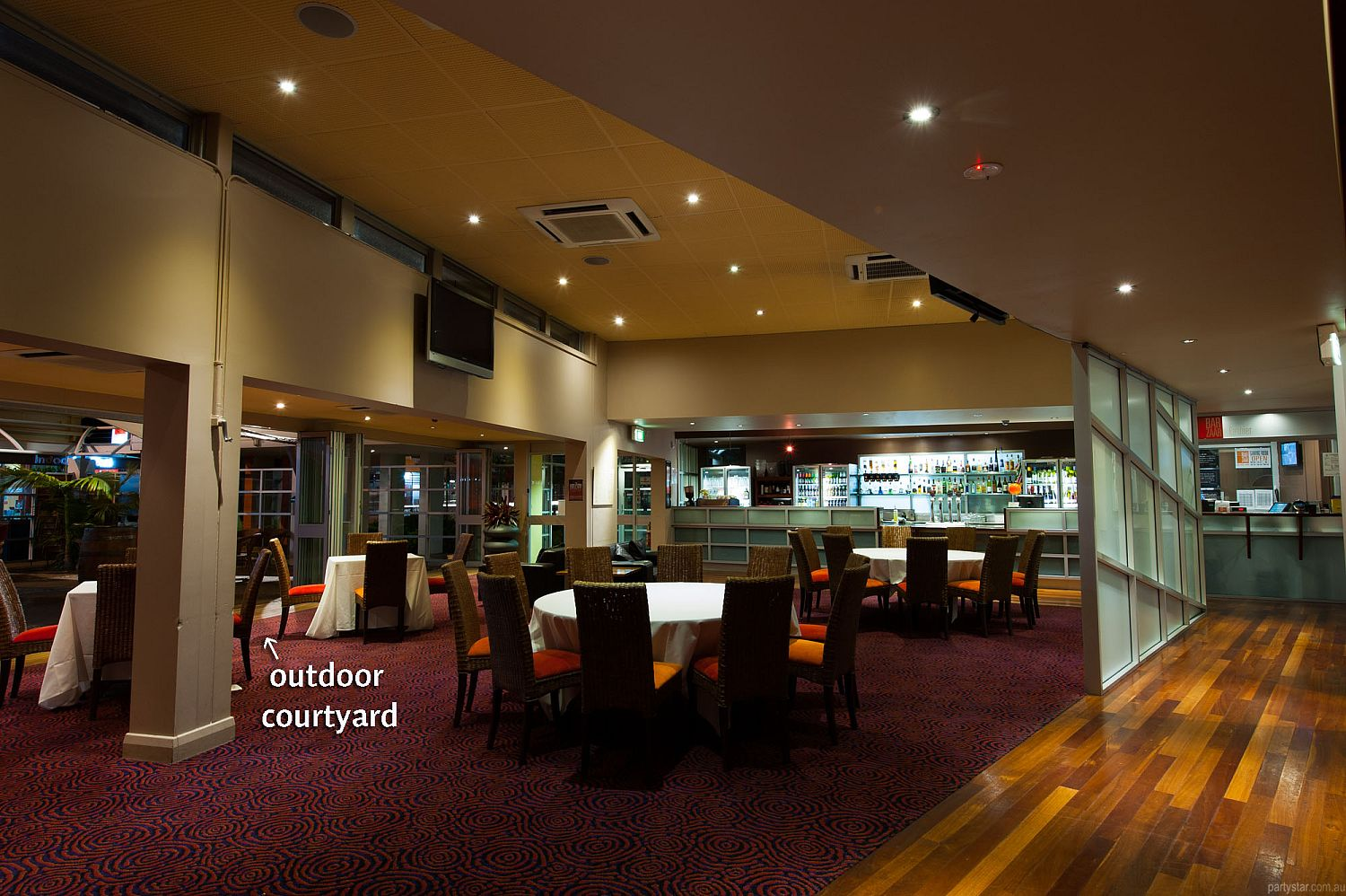 BarZaar, Unley, SA. Function Room hire photo #4