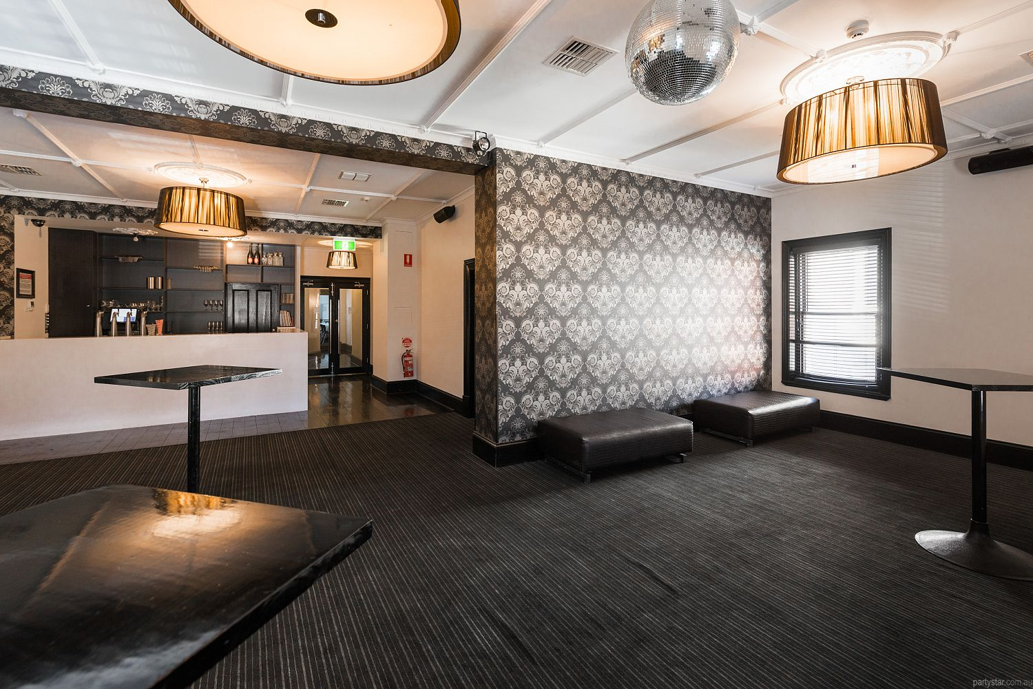 Wakefield Hotel, Adelaide, SA. Function Room hire photo #1