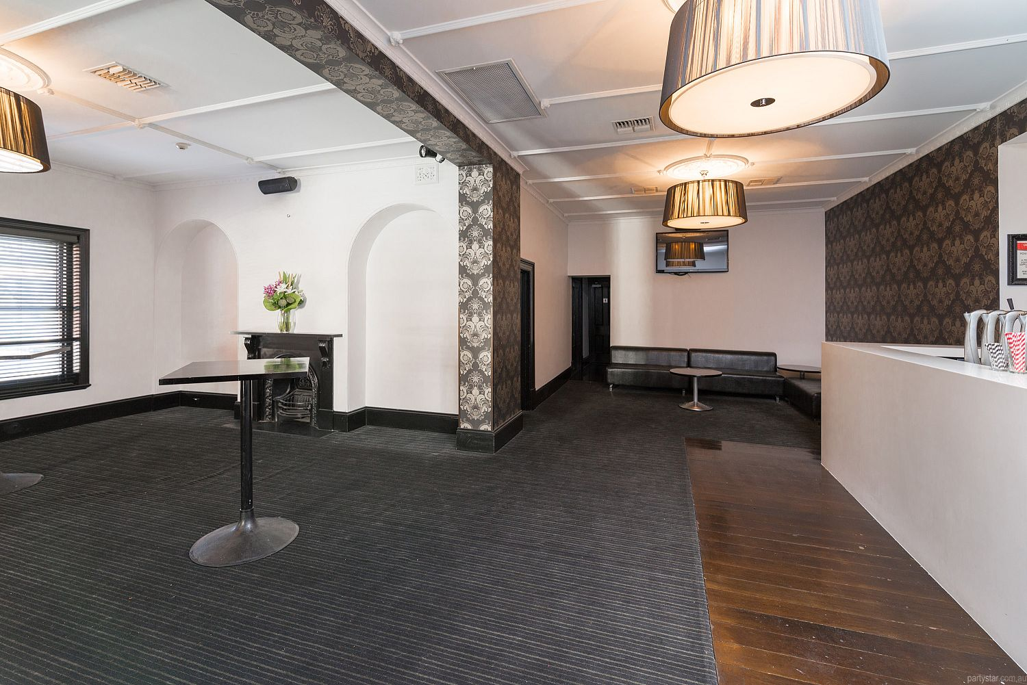Wakefield Hotel, Adelaide, SA. Function Room hire photo #2