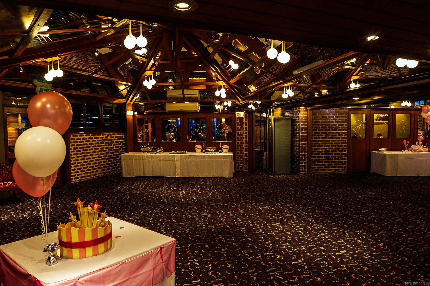 Arkaba Hotel, Fullarton, SA. Function Room hire photo #1