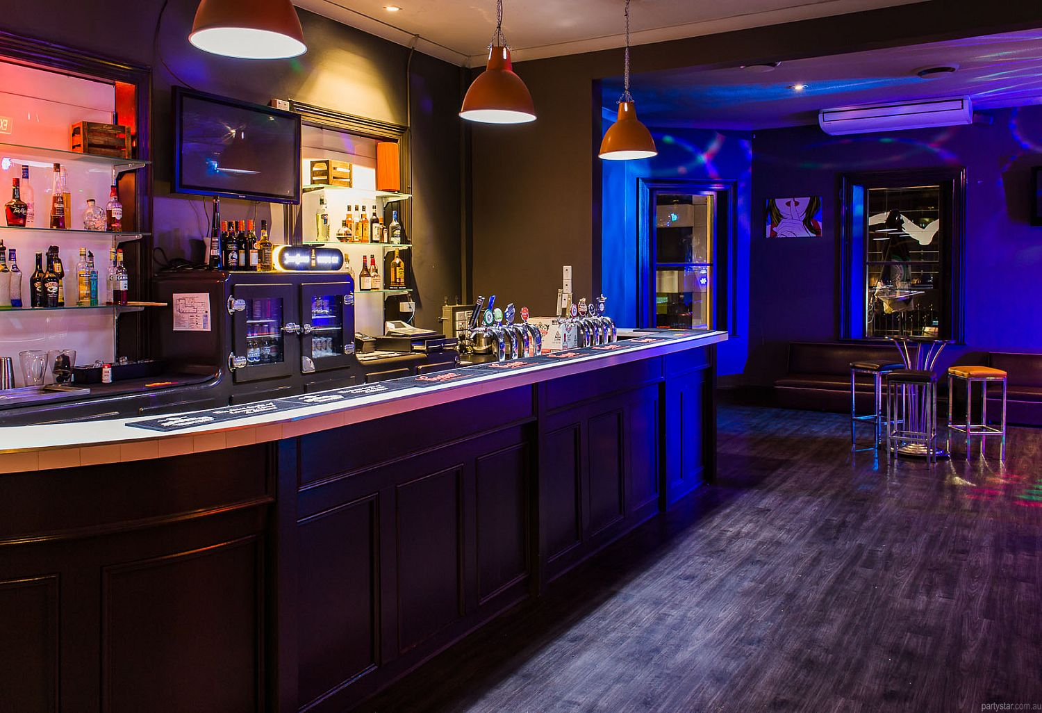 Duke of York, Adelaide, SA. Function Room hire photo #1