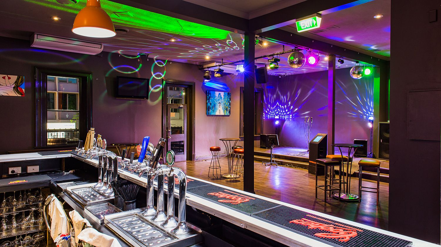 Duke of York, Adelaide, SA. Function Room hire photo #2