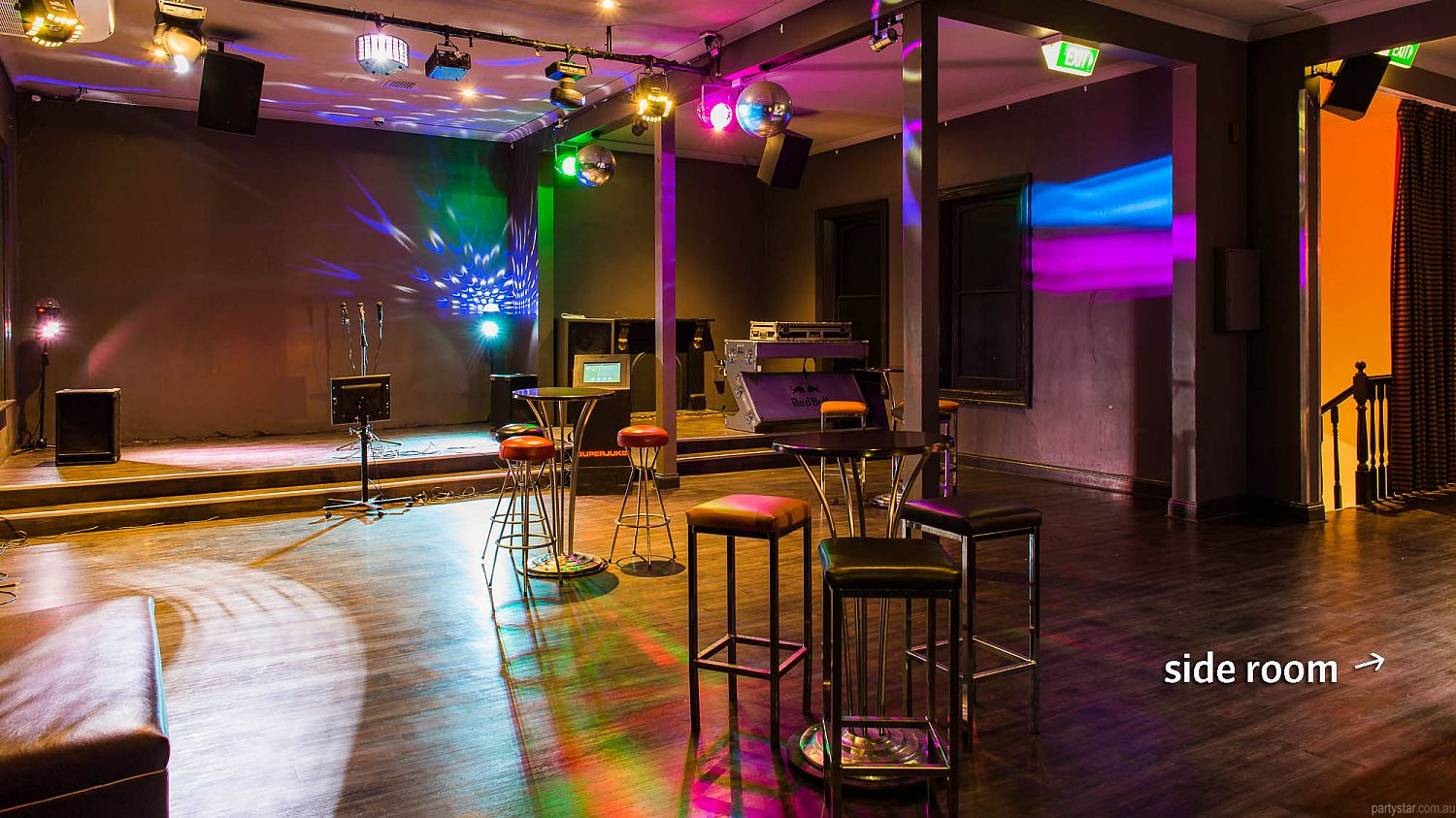 Duke of York, Adelaide, SA. Function Room hire photo #3