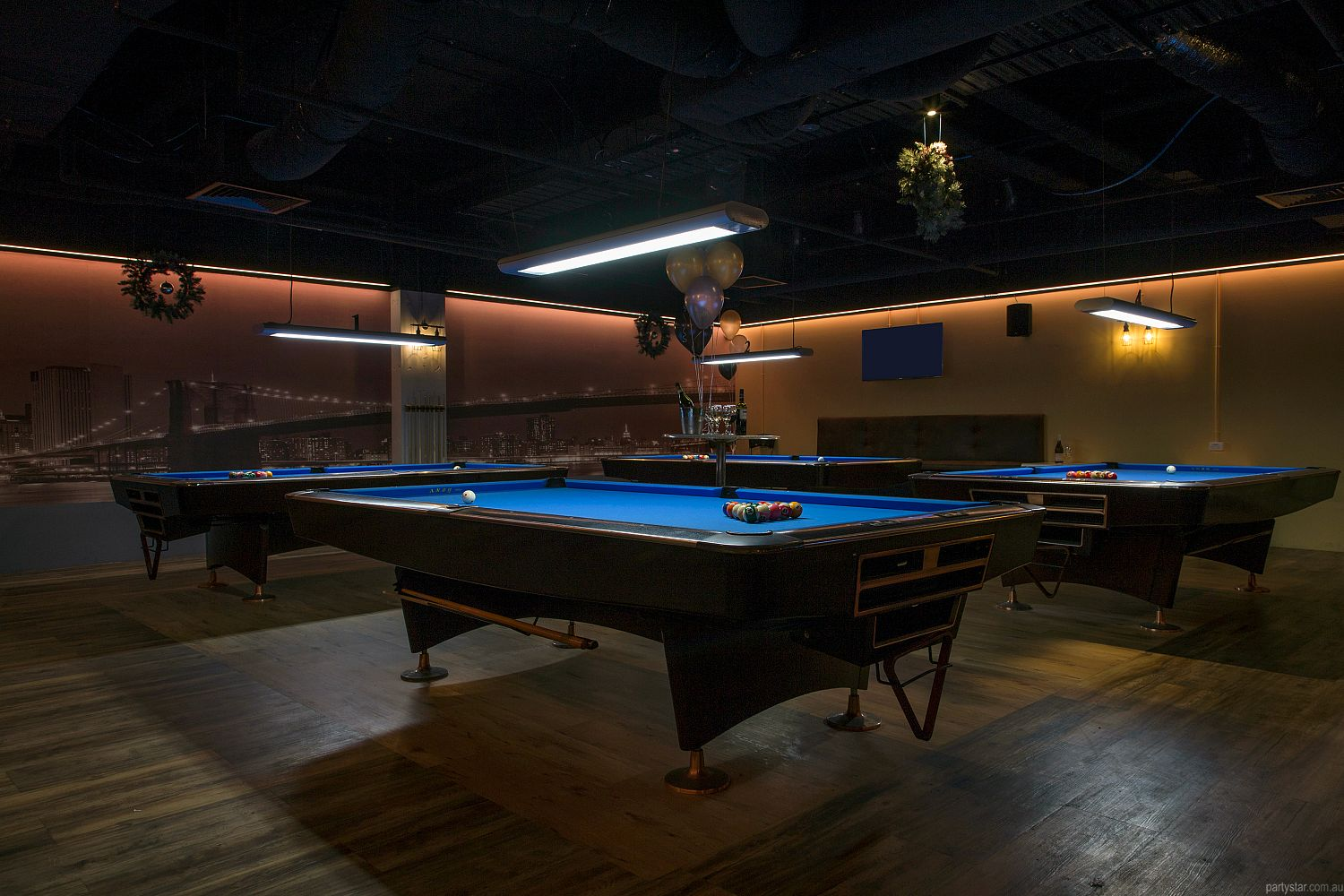 Empire Pool Lounge, Adelaide, SA. Function Room hire photo #1