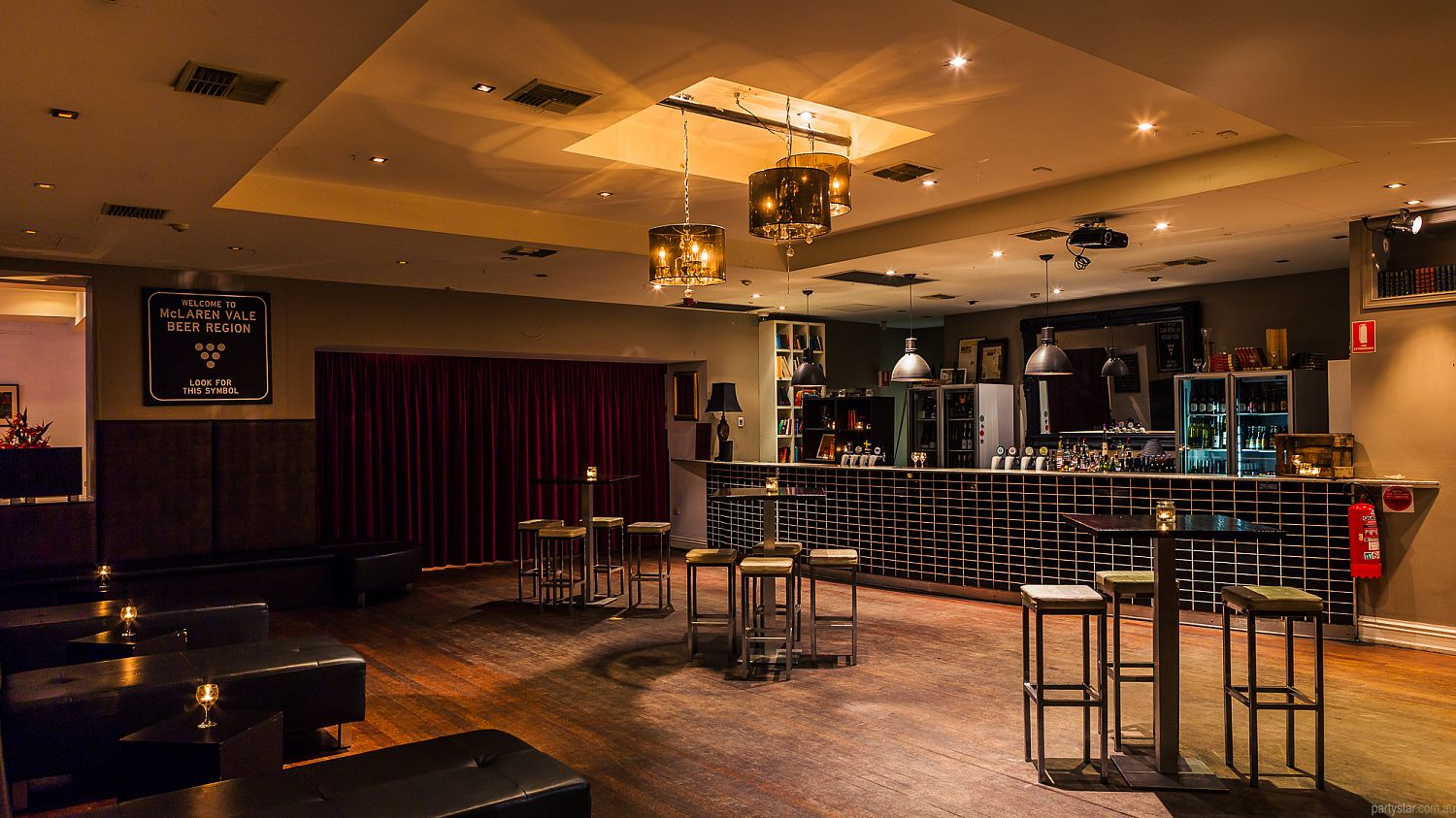 The Kings Head Hotel, Adelaide, SA. Function Room hire photo #2