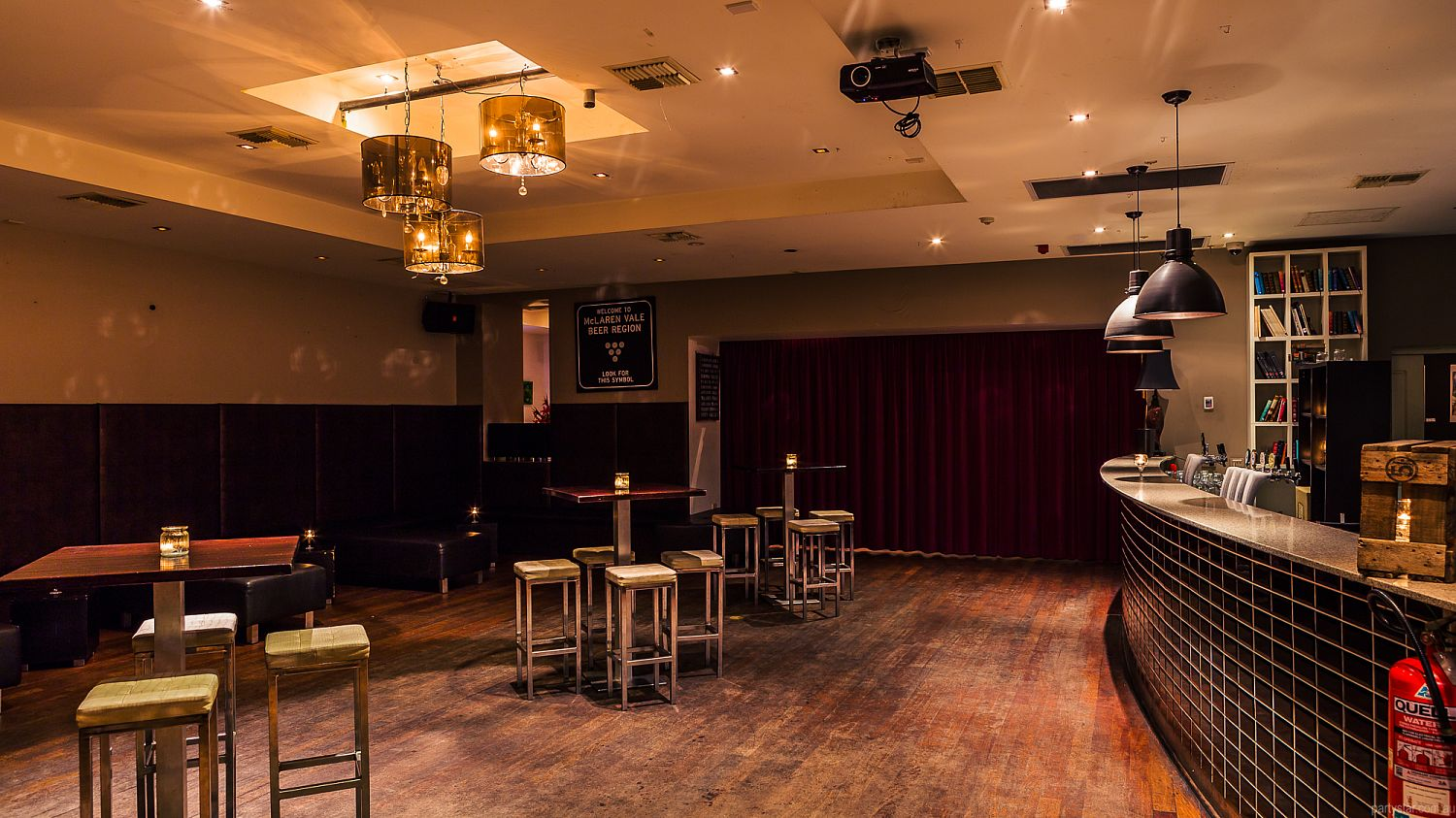 The Kings Head Hotel, Adelaide, SA. Function Room hire photo #3