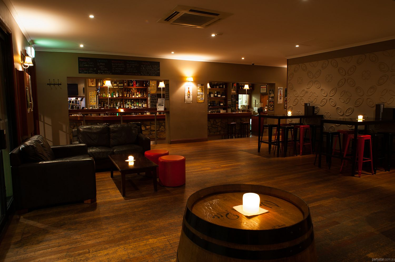 Rob Roy Hotel, Adelaide, SA. Function Room hire photo #1