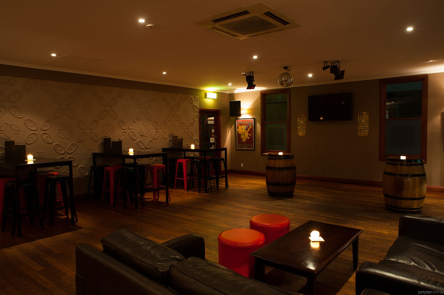 Rob Roy Hotel, Adelaide, SA. Function Room hire photo #3
