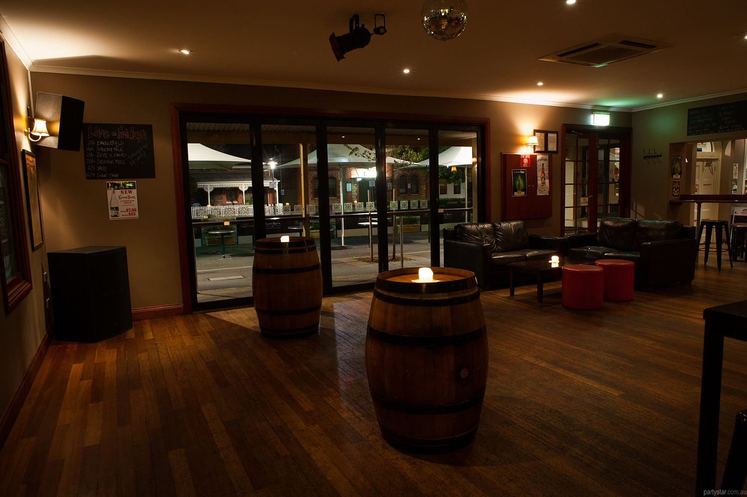 Rob Roy Hotel, Adelaide, SA. Function Room hire photo #4
