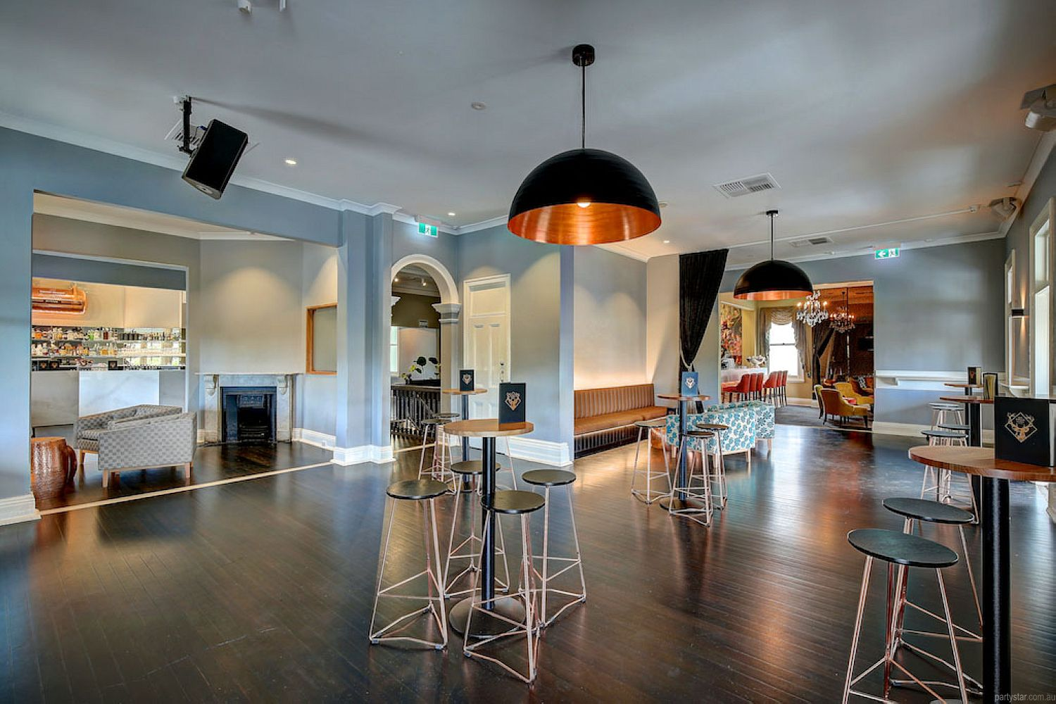 Stag Hotel, Adelaide, SA. Function Room hire photo #1