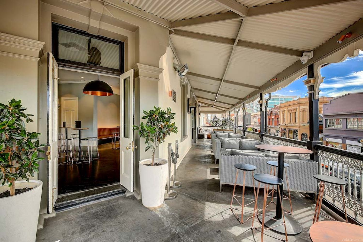 Stag Hotel, Adelaide, SA. Function Room hire photo #5