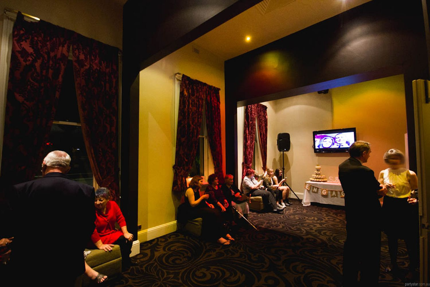The Oxford Hotel, North Adelaide, SA. Function Room hire photo #4