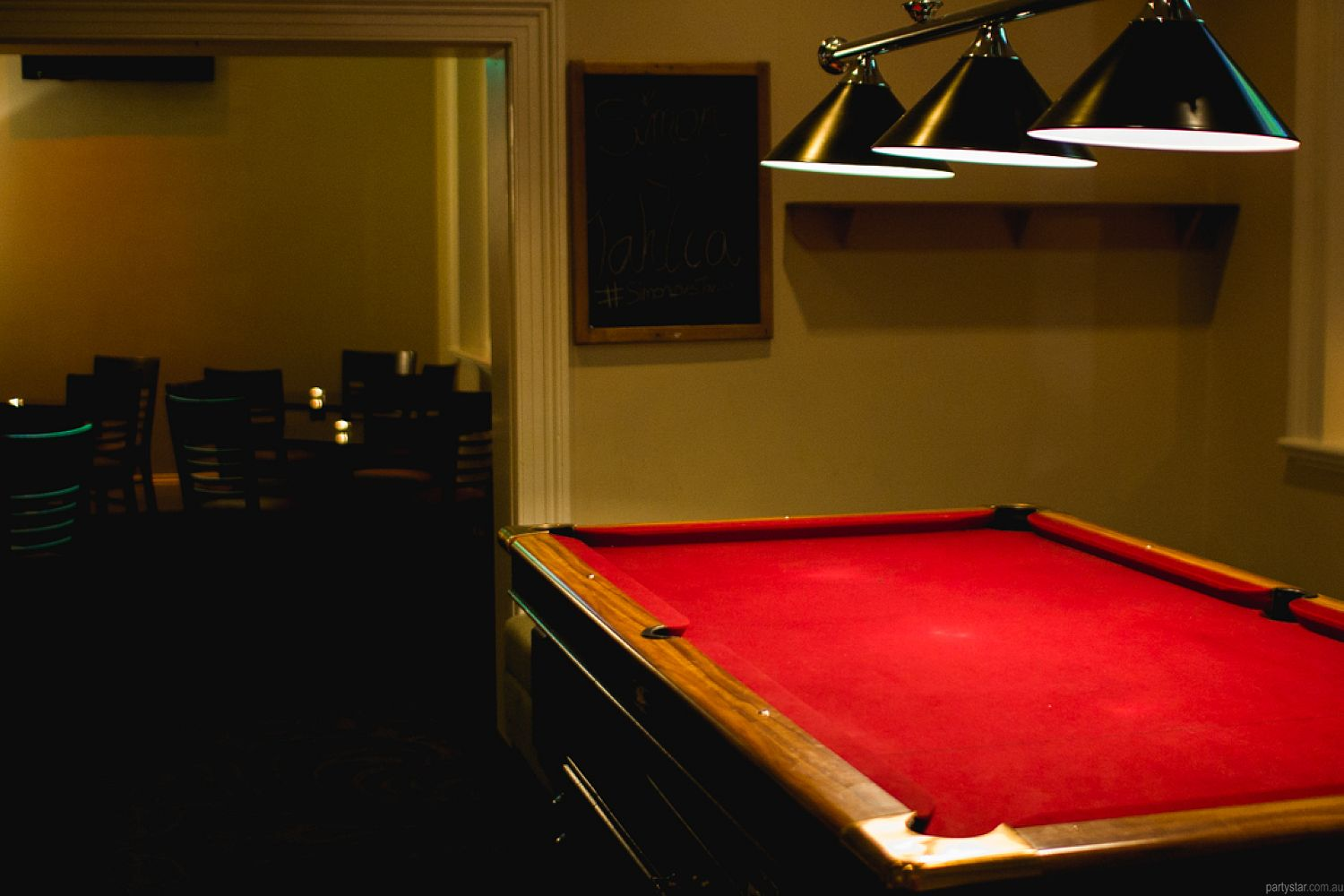 The Oxford Hotel, North Adelaide, SA. Function Room hire photo #5