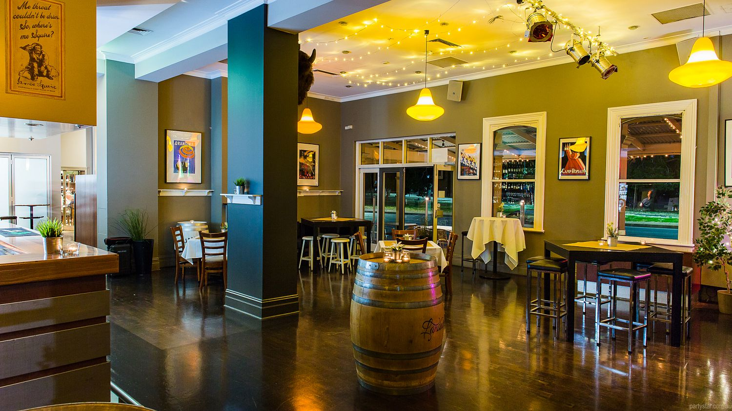 Caledonian Hotel, North Adelaide, SA. Function Room hire photo #5