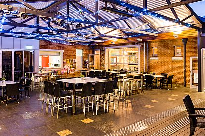 Function venue Joiners, The