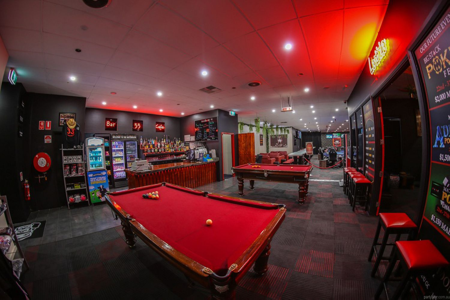 The Matchroom, Adelaide, SA. Function Room hire photo #1