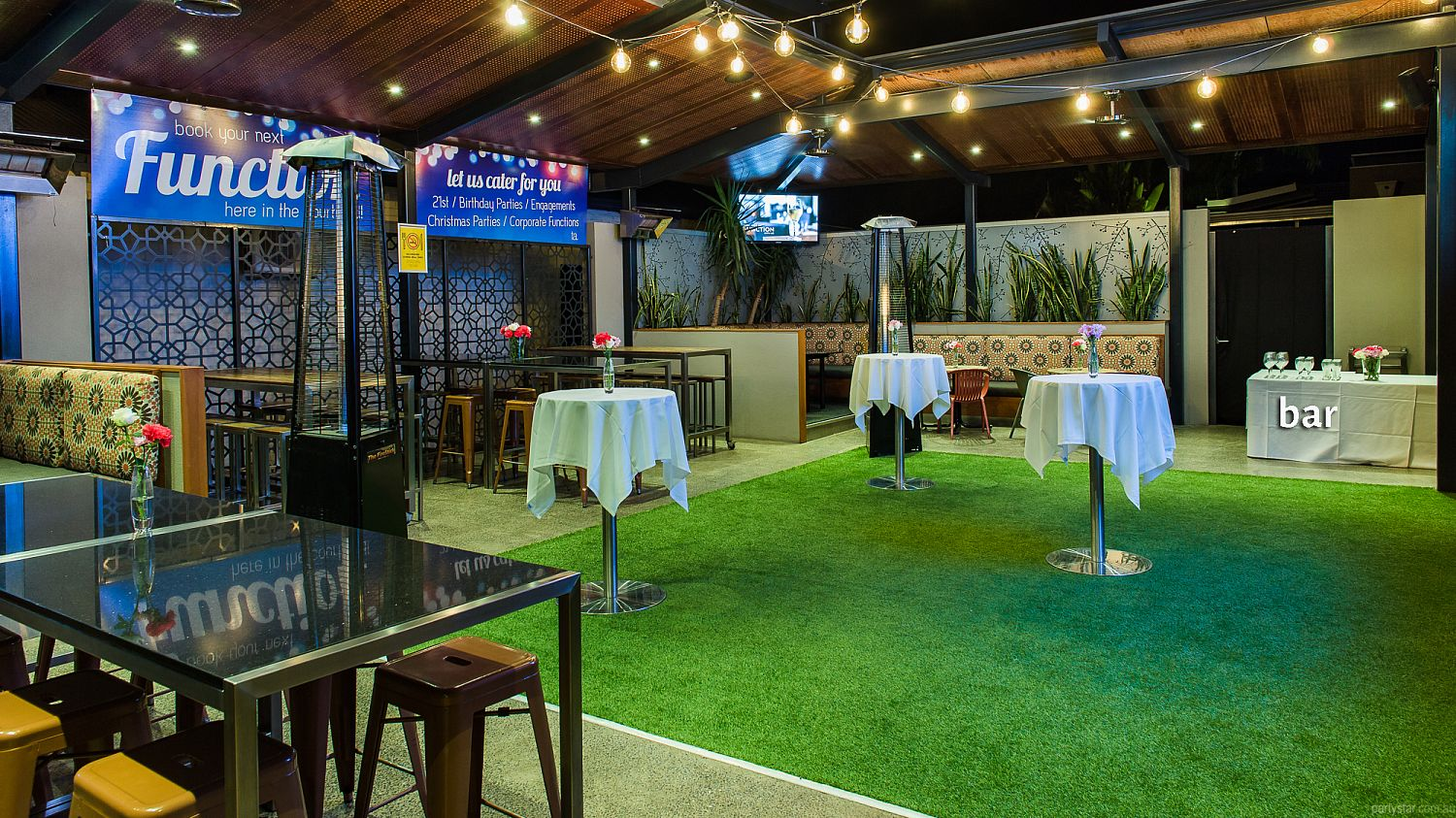 Torrens Arms Hotel, Kingswood, SA. Function Room hire photo #2