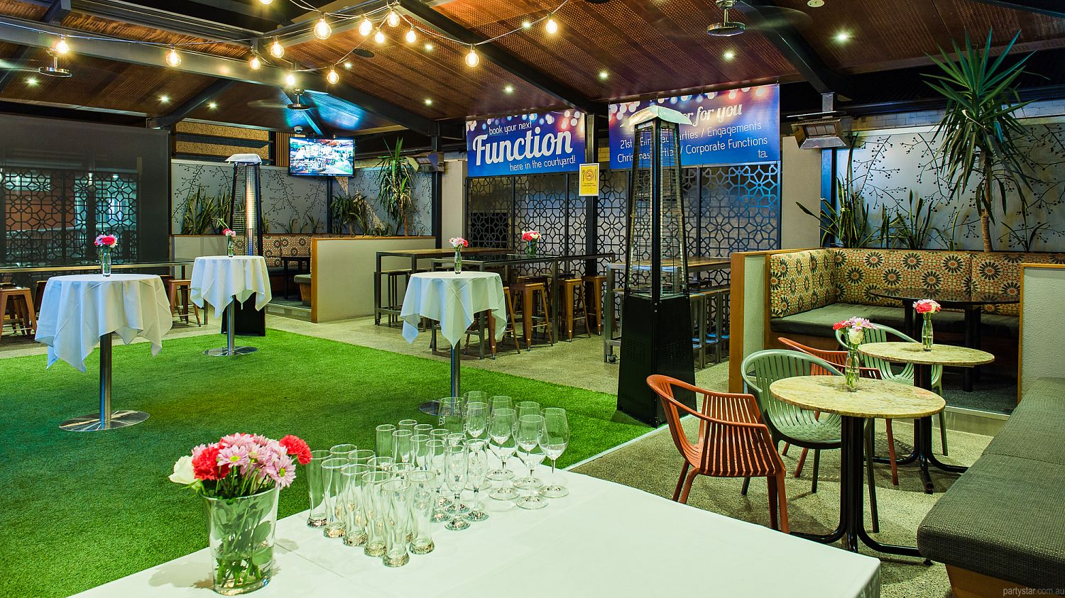 Torrens Arms Hotel, Kingswood, SA. Function Room hire photo #3
