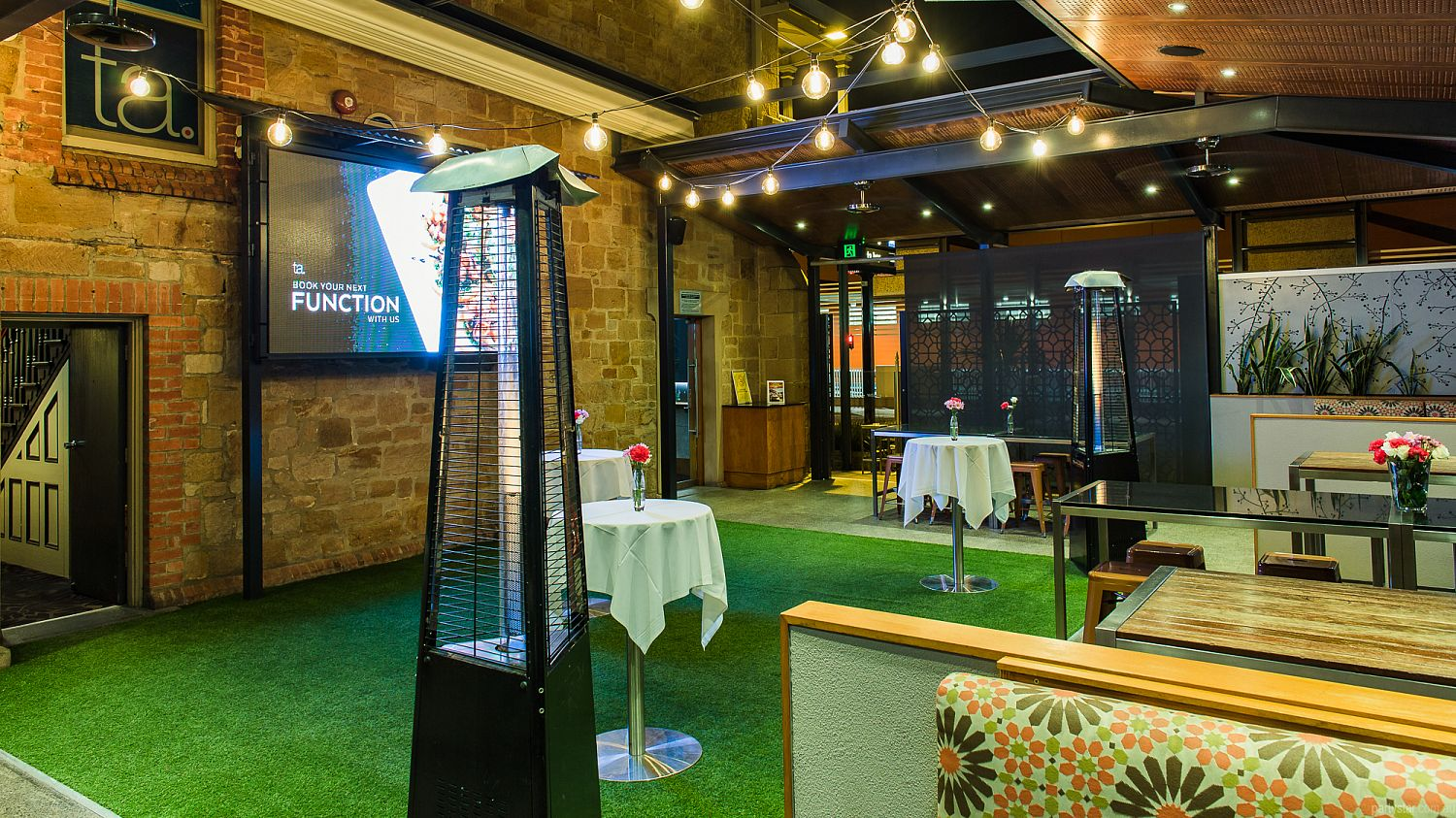 Torrens Arms Hotel, Kingswood, SA. Function Room hire photo #4