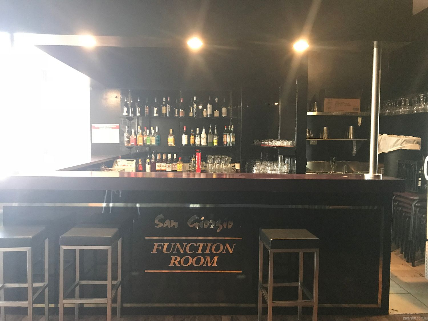 San Gorgios, Adelaide, SA. Function Room hire photo #1