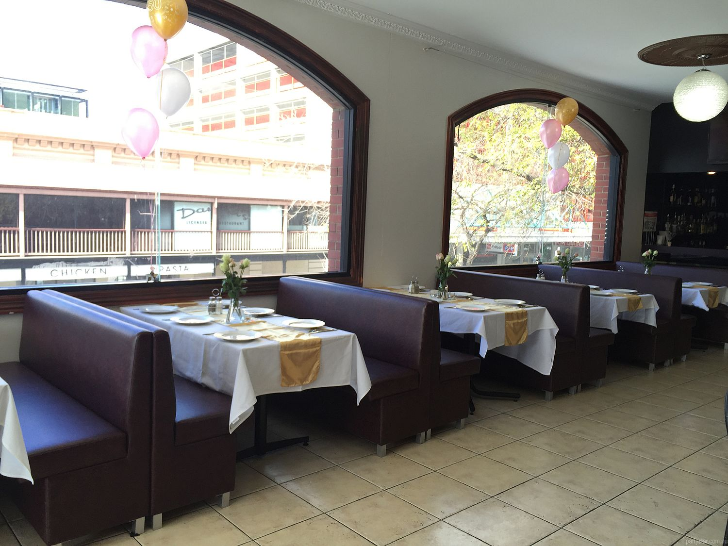 San Gorgios, Adelaide, SA. Function Room hire photo #2