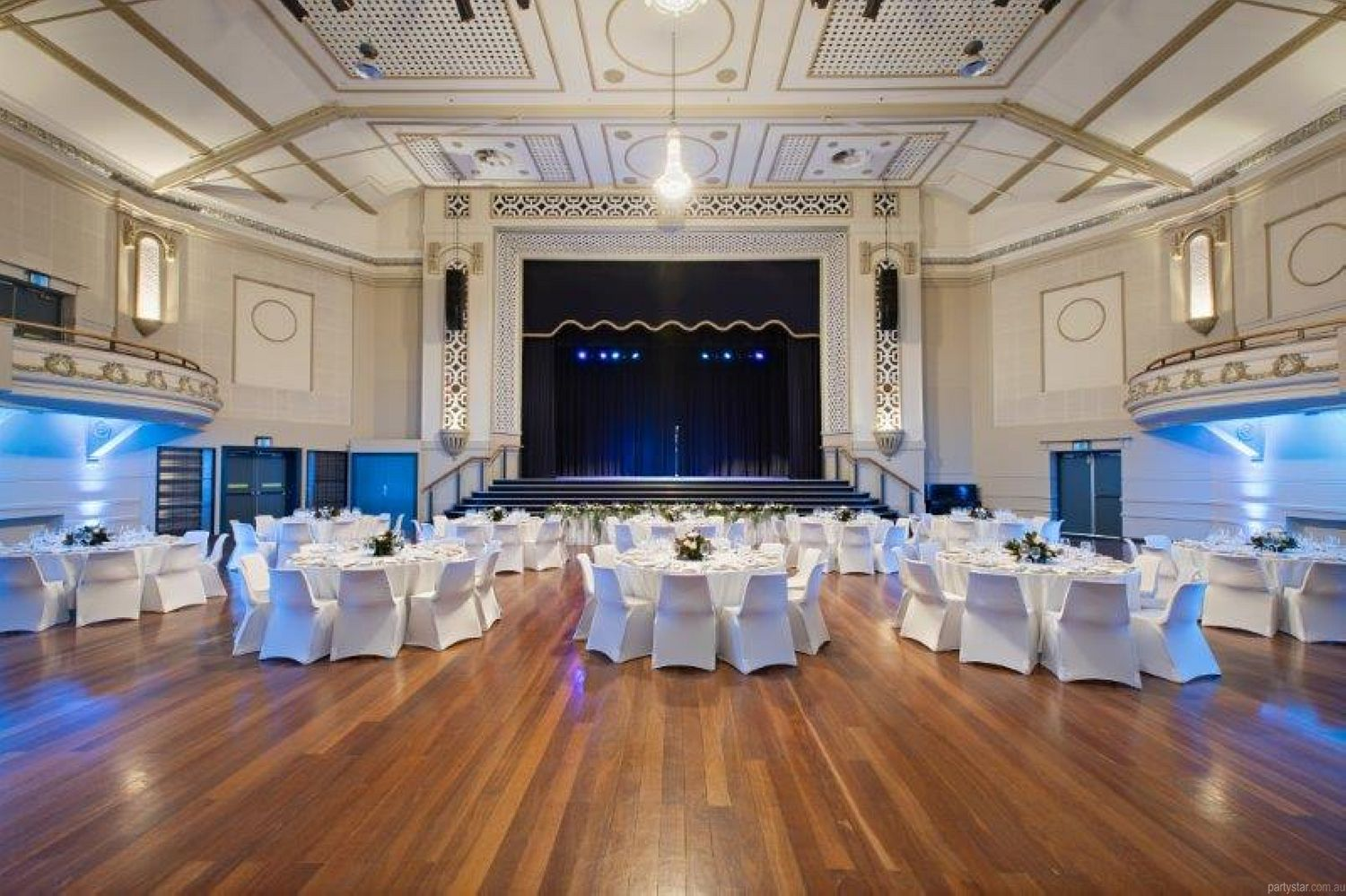 Woodville Town Hall, Woodville, SA. Function Room hire photo #3