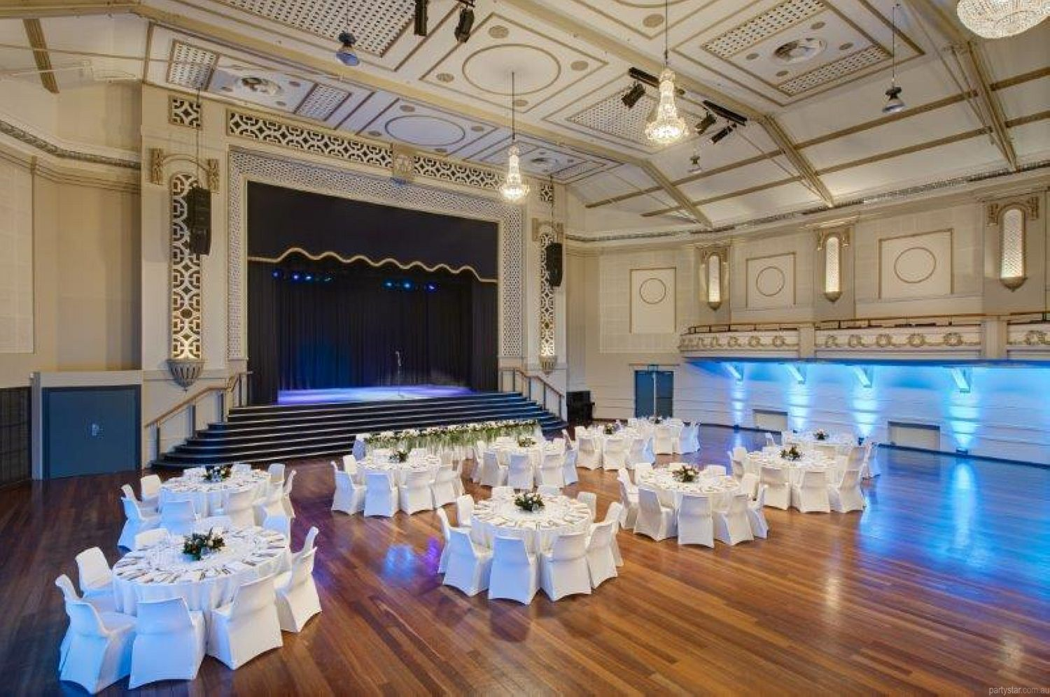 Woodville Town Hall, Woodville, SA. Function Room hire photo #4
