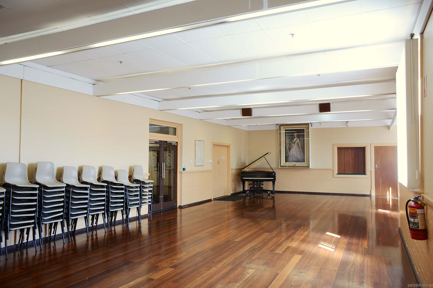 Woodville Town Hall, Woodville, SA. Function Room hire photo #2