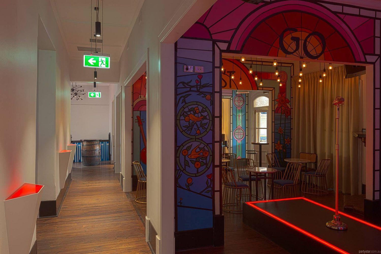 Go East Karaoke, Adelaide, SA. Function Room hire photo #3