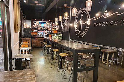 Function venue Felici Espresso
